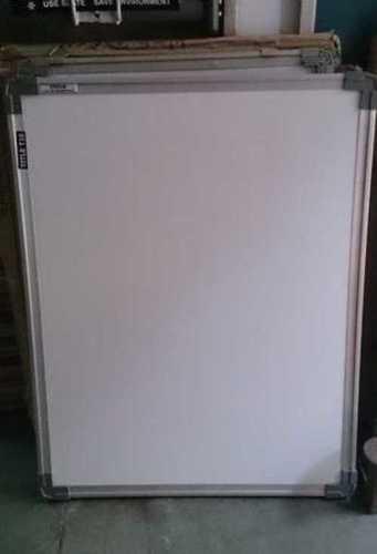 Plain White Marker Board