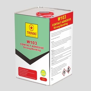 W103 Strong Bonding Contact Adhesive