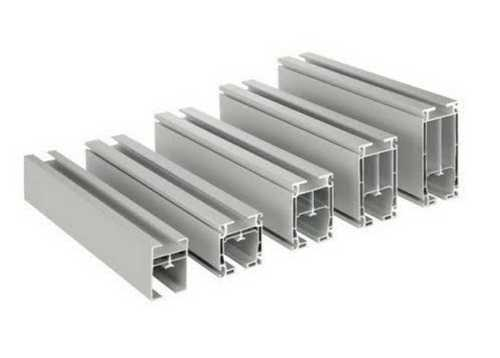 Aluminum Extrusion Profile Section