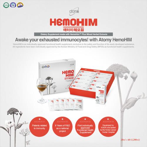Atomy Hemohim Supplement