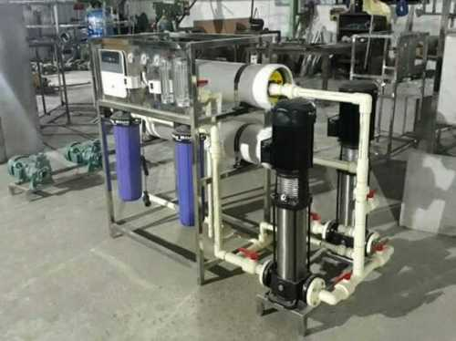 Automatic RO Plant 2000 LPH