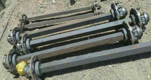 Cast Iron Trolley Axle
