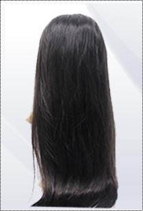Dark Brown Color Lace Wigs