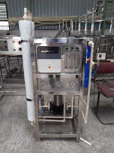 Desalination Plant for Bot Normal and Sea Water