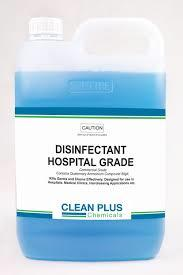 Disinfectant Hospital Grade Cleaning Chemicals