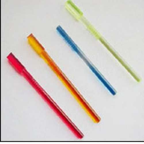 Disposable Plastic Bend Straw