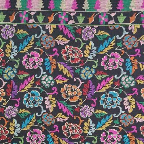 Floral Design Printed Kani Pashmina Shawl