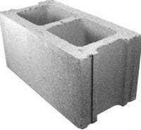 Grey Color Concrete Block