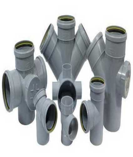 HDPE UPVC Pipe, Nominal Size: 1 inch, Length: 3m