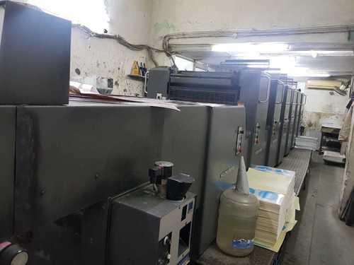HEIDELBERG MOSH Plus L Used Offset Printing Machine