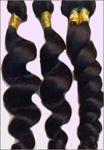 Human Hair Extension For Ladies