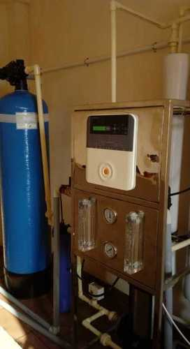 Industrial RO Plant 500LPH