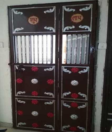 Iron and Steel Wielding Doors