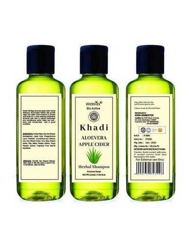 Khadi Khushika Aloevera Apple Cider Shampoo