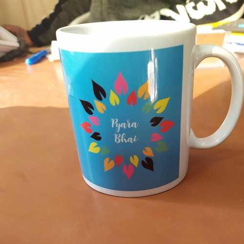 Printed Coffee Mug made with Stone