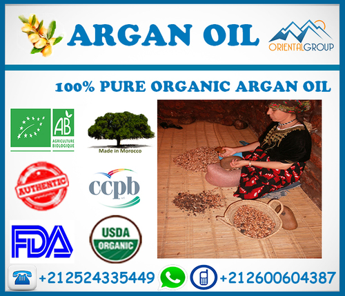 Pure Herbal Argan Oil