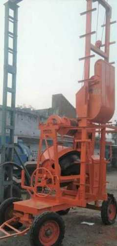 Rust Proof Lift Mixture Machine