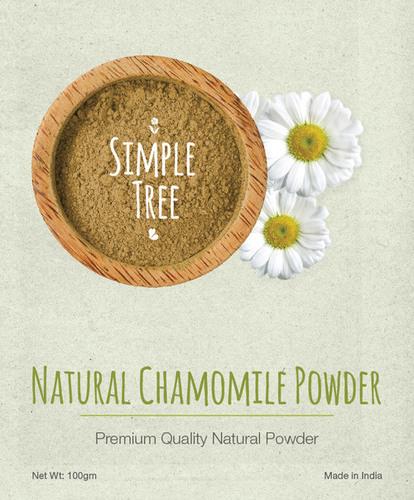 Simple Tree Natural Chamomile Powder