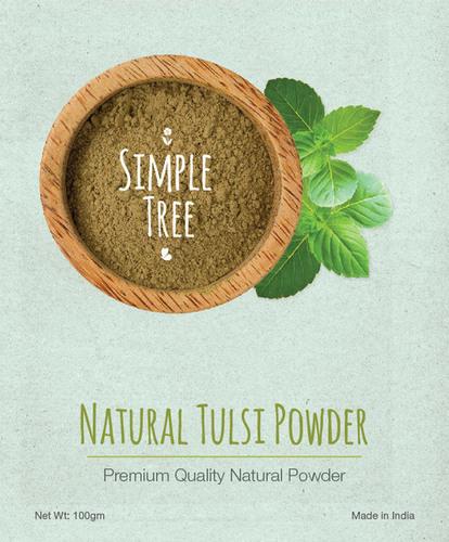 Simple Tree Natural Tulsi Powder