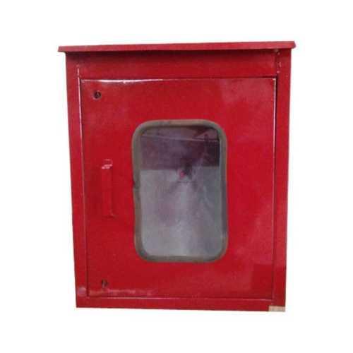 Single Door Fire Hose Box