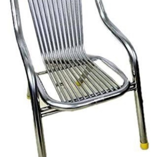 Stainless Steel Polished Chair