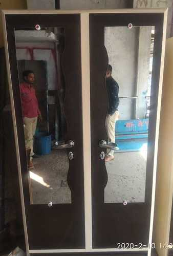 Steel Double Door Almirah