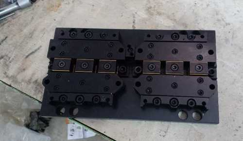 VMC Machine Fixture For Plate Type Components