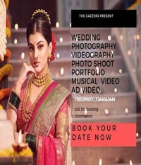 Wedding Photography And Videography Service