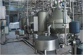 Malted Milk Plant