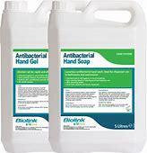 Antibacterial Hand Soap And Gel