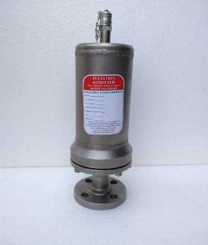 Bellow Type Pulsation Dampener