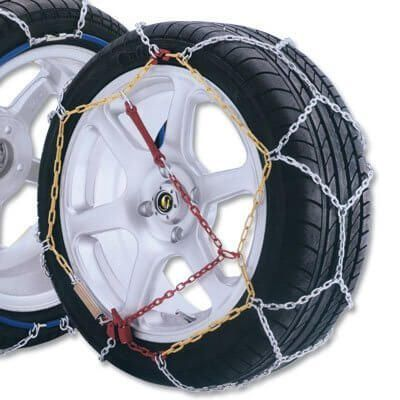 BKR Snowchains For Heavy Vehicles