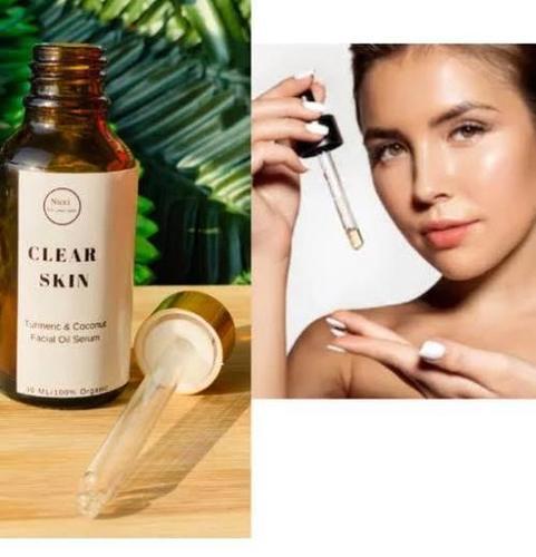 Clear Skin Facial Oil Serum