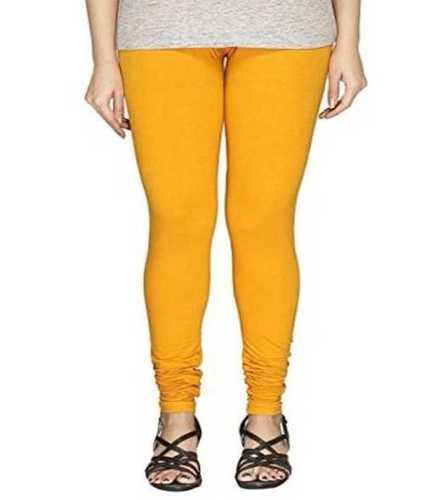 Cotton Lycra Chudidar Leggings