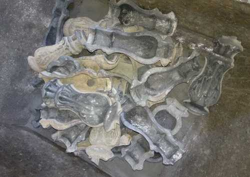 Ductile Sg Iron Casting
