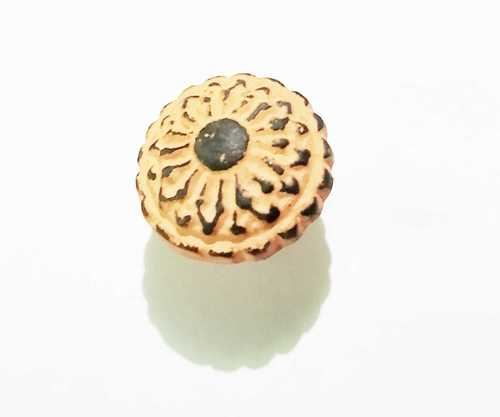 Flower Shaped Colored Knob For Doors