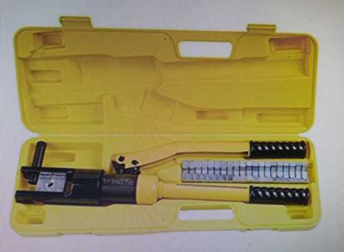 Hydraulic Cable And Wire Crimper