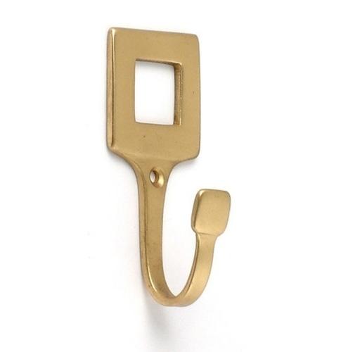 Key Shape Brass Wall Hook