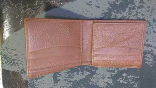 Mens Brown Leather Wallets