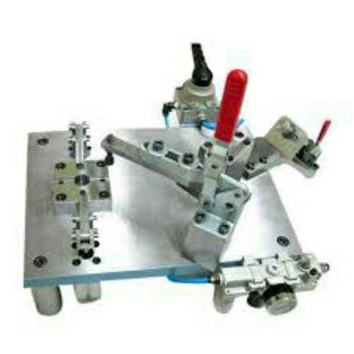 Mild Steel Jigs And Fixtures