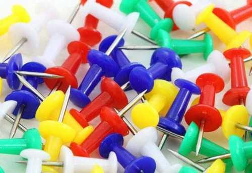 Multi Color Push Pin