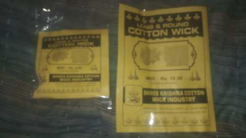 Round Long Cotton Wick
