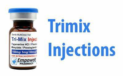 Trimix Injections