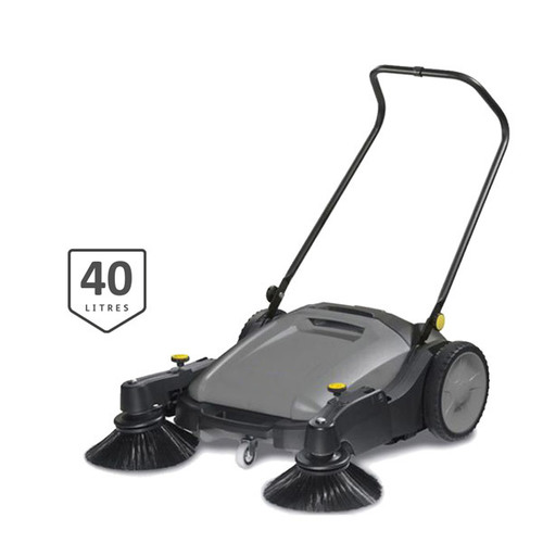Walk Behind Manual Sweeper