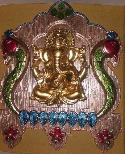Wall Beauty Ganesh ji Painting