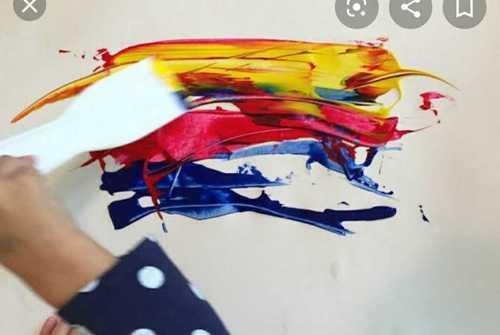 Water Proof Scrap Paint