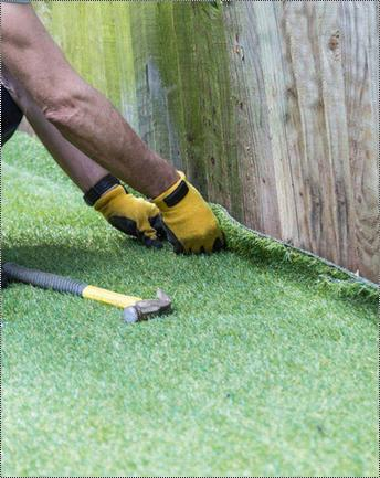 Artificial Lawn And Sports Grass