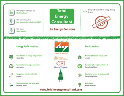 Energy Saving Audit Certifications: Geda
