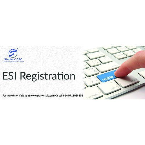 ESI Registration Services