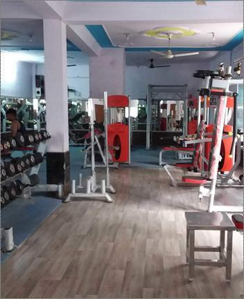 Gyms, Health Clubs, Spa And Physiotherapy Center Flooring